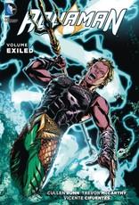 DC Comics Aquaman Vol 07: Exiled TP