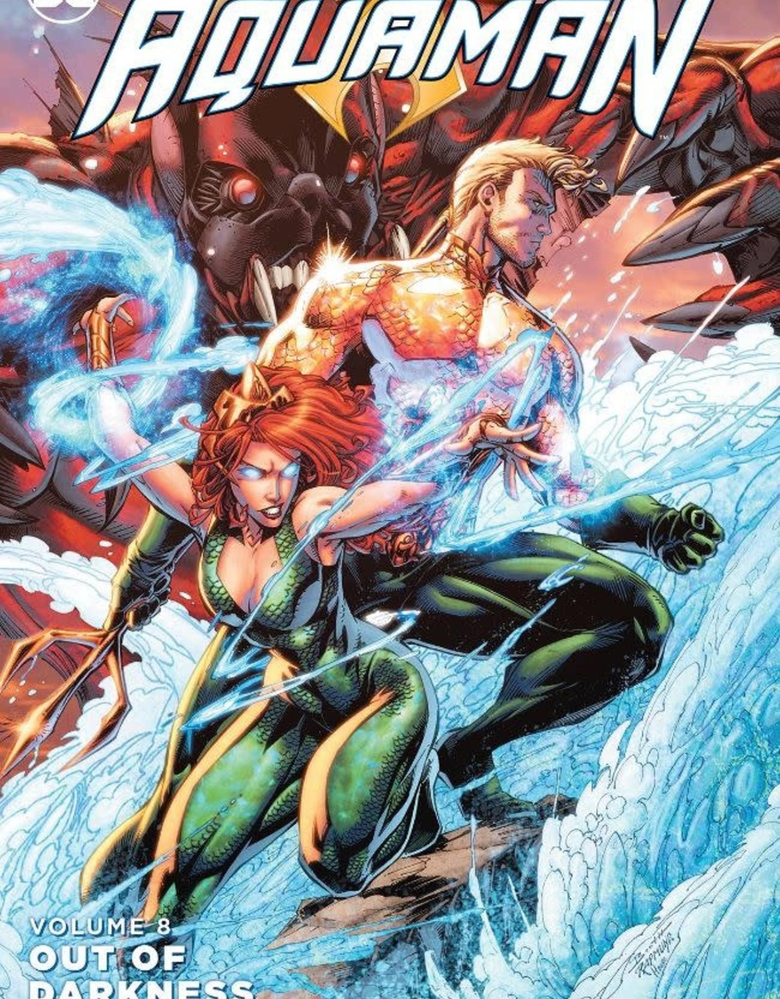 DC Comics Aquaman Vol 08: Out of Darkness TP