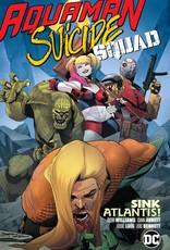 DC Comics Aquaman/Suicide Squad Skin Atlantis!