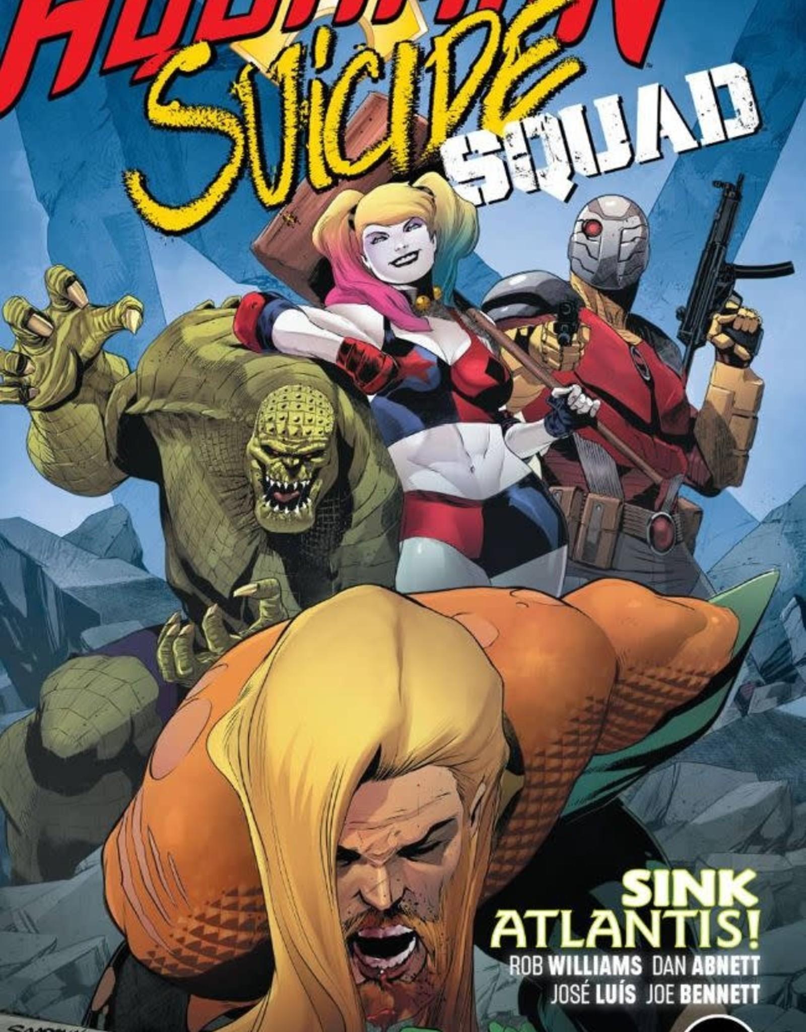 DC Comics Aquaman/Suicide Squad: Sink Atlantis! TP