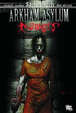 DC Comics Arkham Asylum: Madness TP