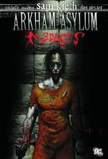 DC Comics Arkham Asylum Madness