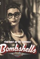 DC Comics Art Of DC Comics Bombshells HC
