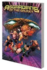 Marvel Comics Asgardians of the Galaxy Vol 02 War of the Realms