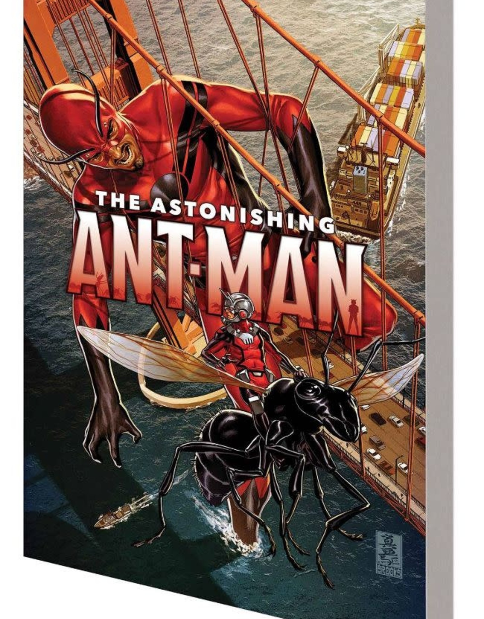 Marvel Comics Astonishing Ant-Man Vol 02 Small-Time Criminal