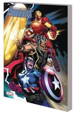 Marvel Comics Avengers By Jason Aaron TP Vol 01 Final Host