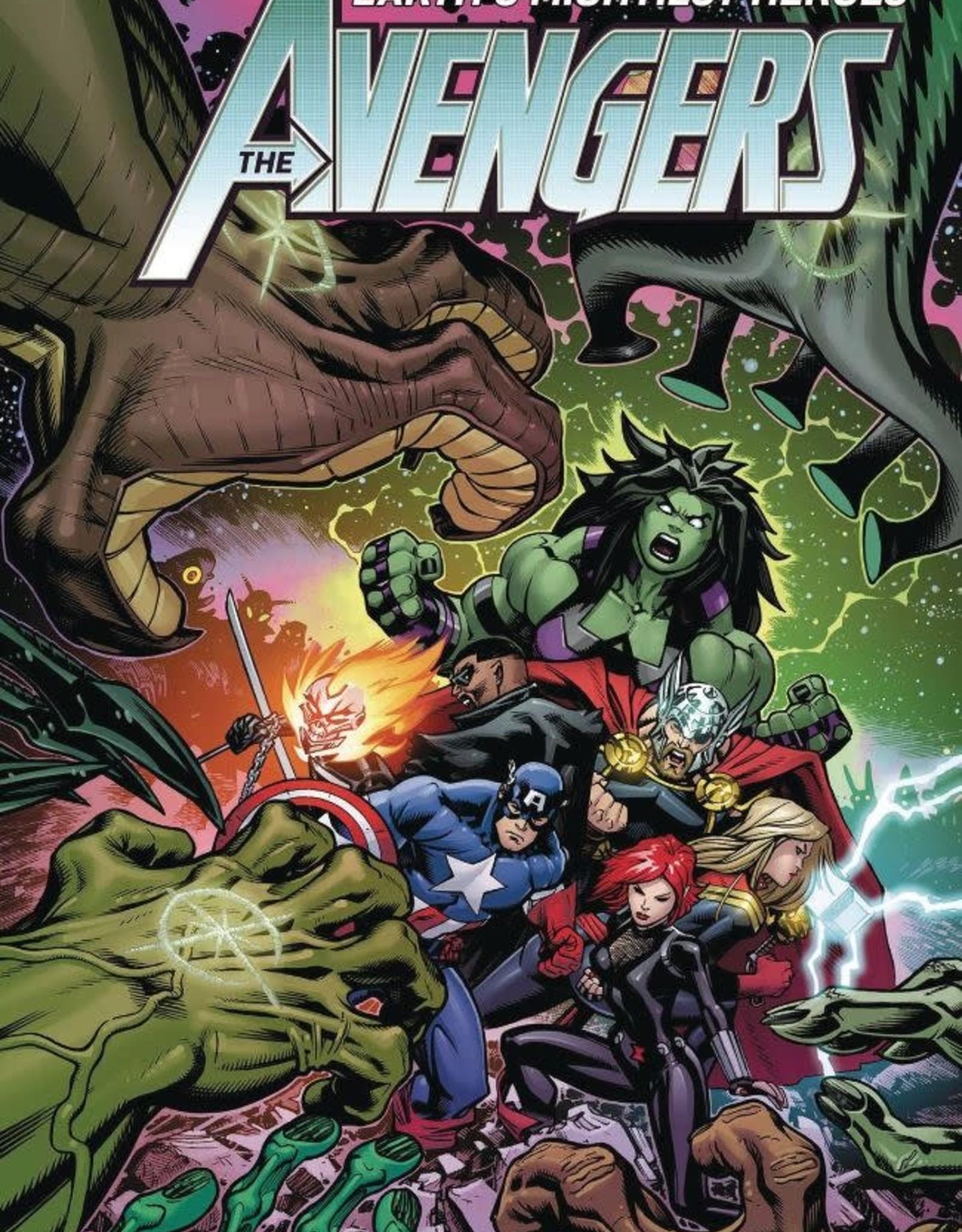 Marvel Comics Avengers by Jason Aaron Vol 06: Starbrand Reborn TP
