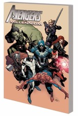 Marvel Comics Avengers Millenium TP