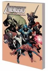 Marvel Comics Avengers Millenium
