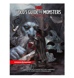 Wizards of the Coast Dungeons & Dragons: Volo's Guide to Monsters