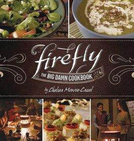 Titan Comics Firefly Big Damn Cookbook HC
