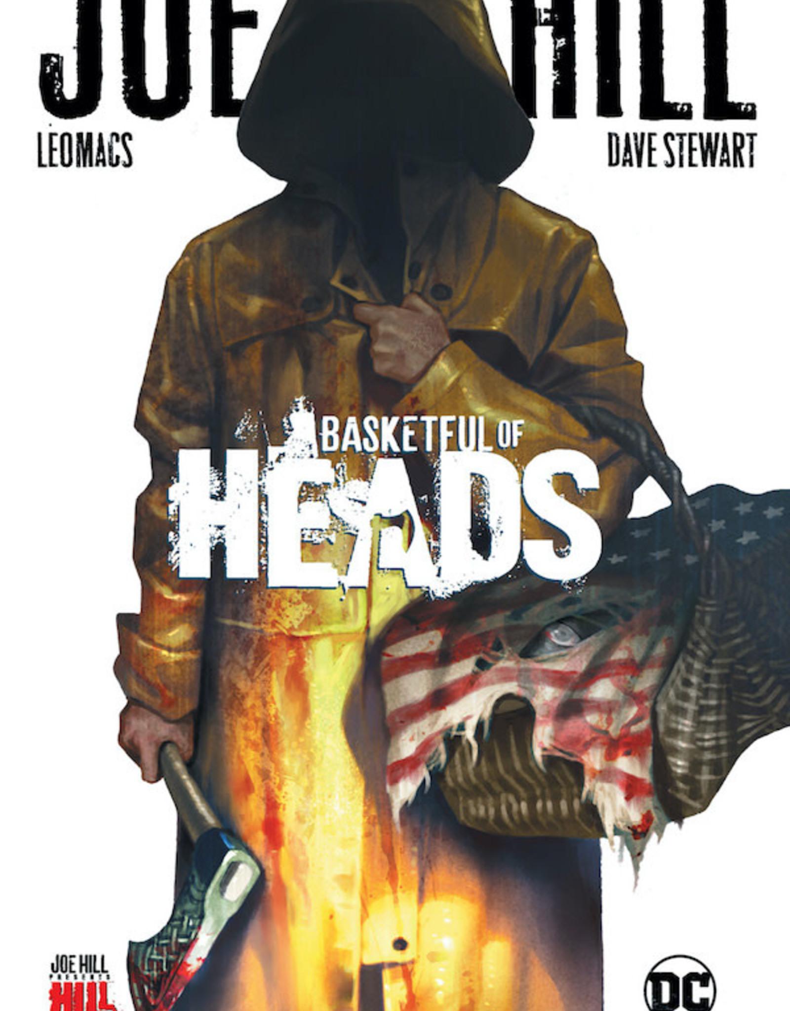 DC Comics Basketful Of Heads HC