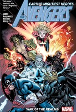 Marvel Comics Avengers by Jason Aaron Vol 04: War of the Realms TP