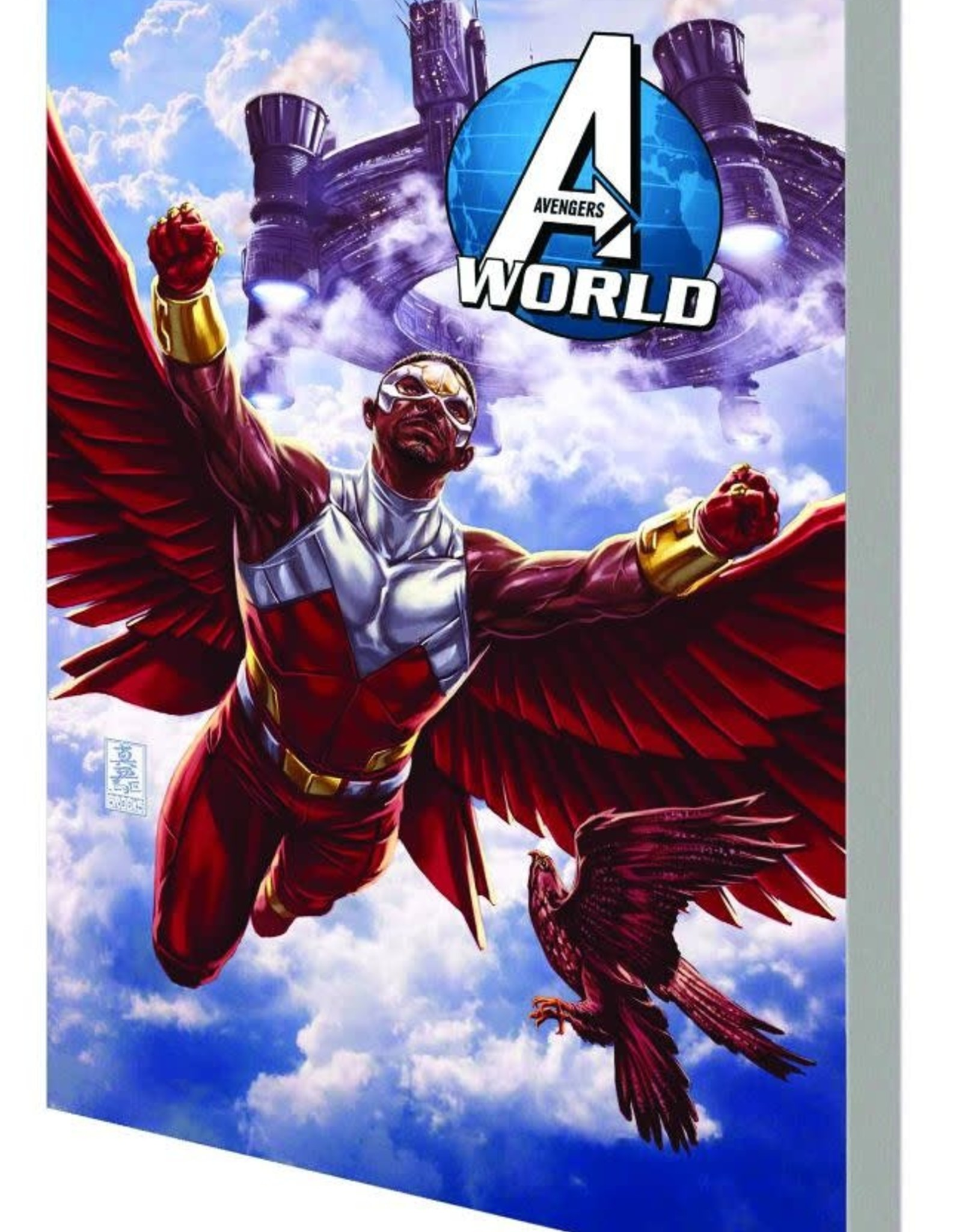 Marvel Comics Avengers World Vol 02 Ascension