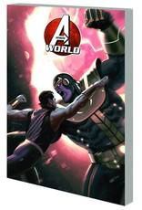 Marvel Comics Avengers World Vol 04: Before Time Runs Out TP
