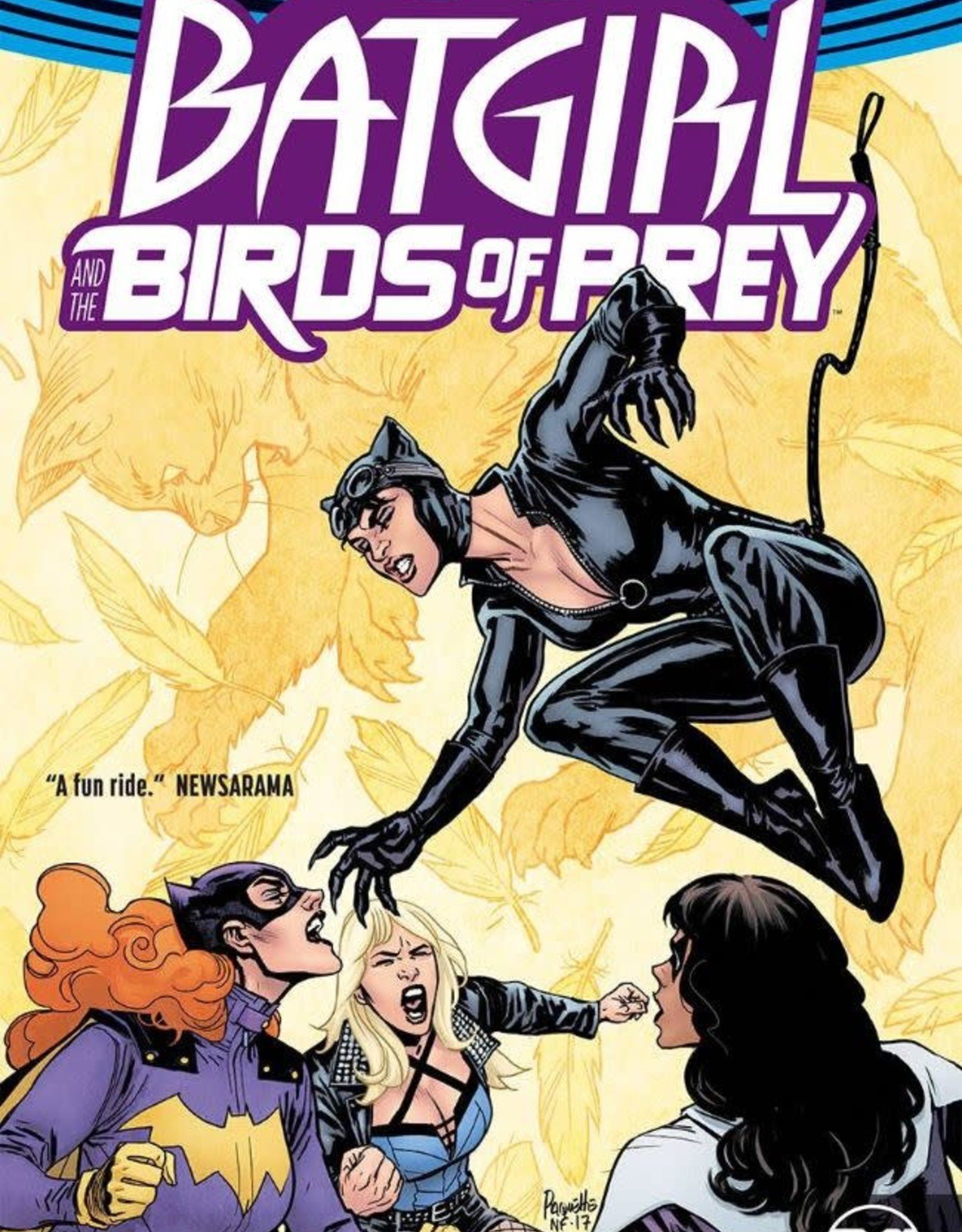 DC Comics Batgirl and the Birds of Prey Vol 02 Source Code