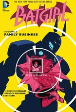 DC Comics Batgirl Vol 02: Family Business TP
