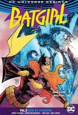 DC Comics Batgirl Vol 02 Son of Penguin