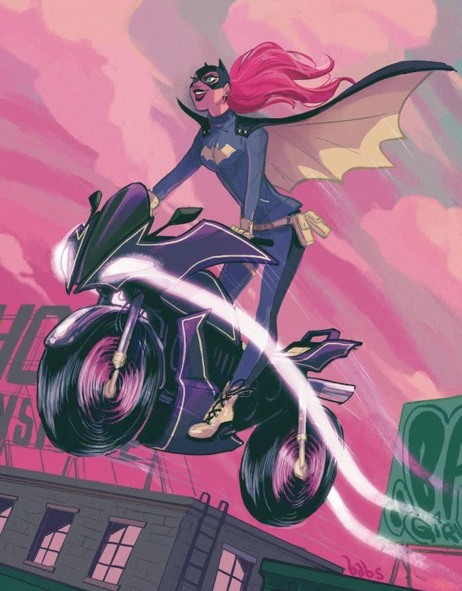 DC Comics Batgirl Vol 03 Mindfields