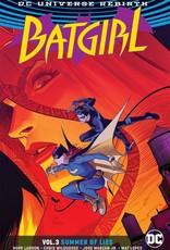 DC Comics Batgirl Vol 03 Summer of Lies