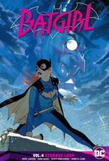 DC Comics Batgirl Vol 04 Strange Loop