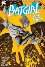 DC Comics Batgirl Vol 05 Art of the Crime