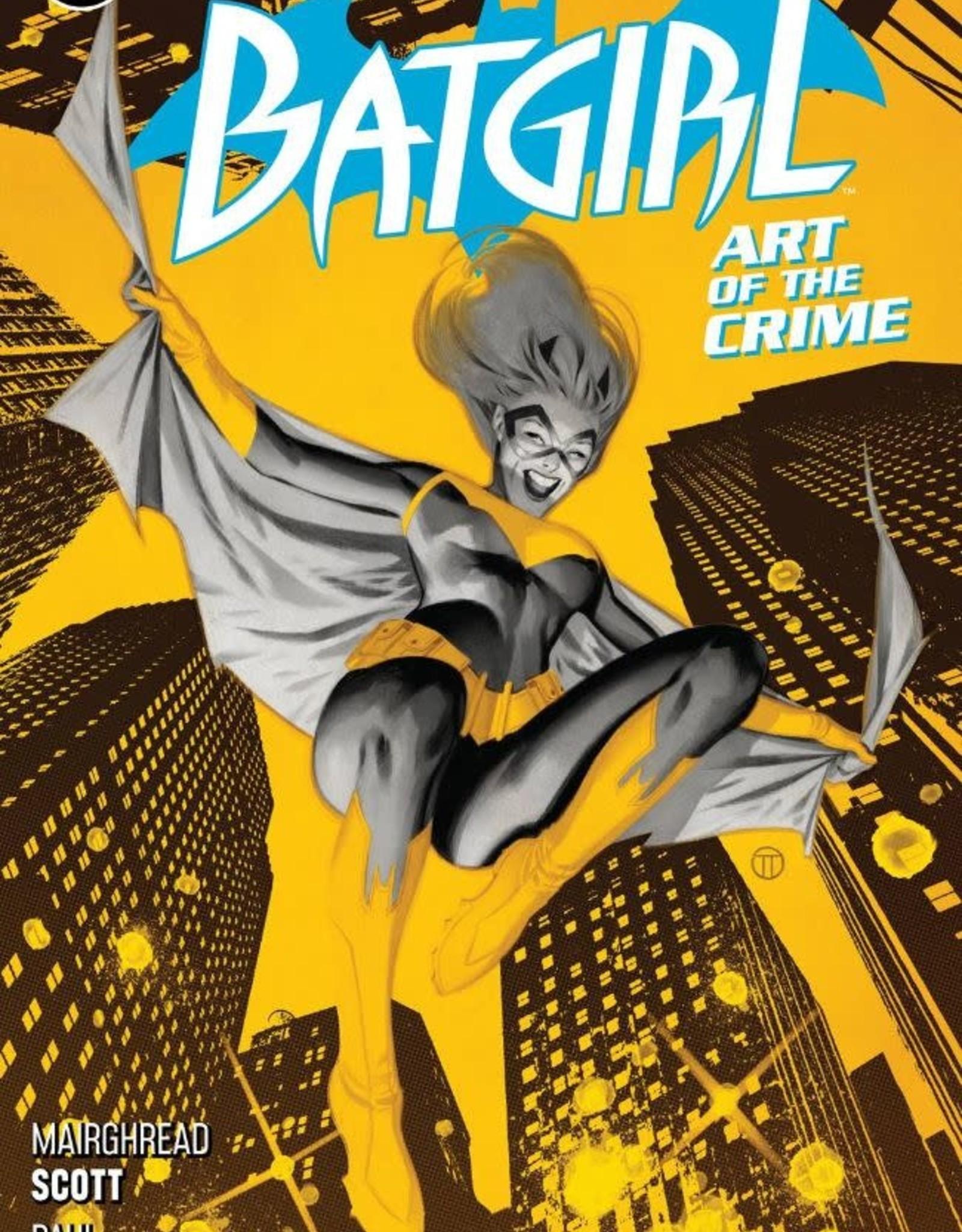 DC Comics Batgirl Vol 05: Art of the Crime TP
