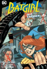 DC Comics Batgirl Vol 06 Old Enemies