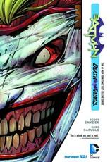 DC Comics Batman (N52) Vol 03 Death Of The Family TP