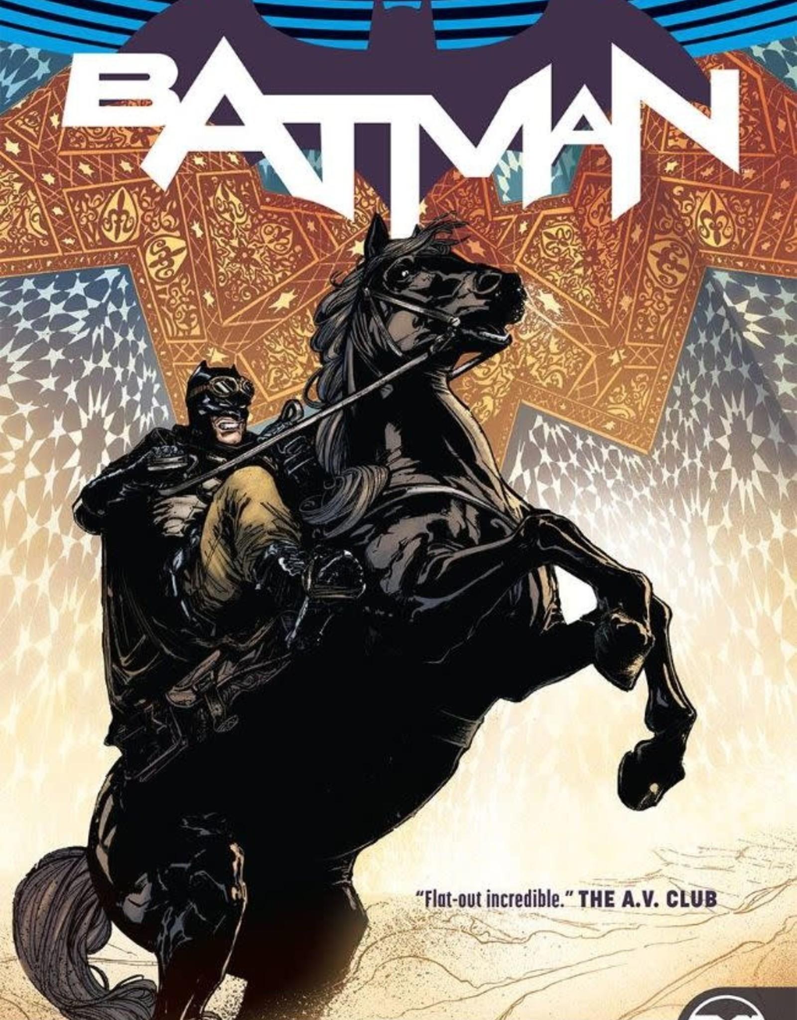 DC Comics Batman TP Vol 05 Rules of Engagement (Rebirth)