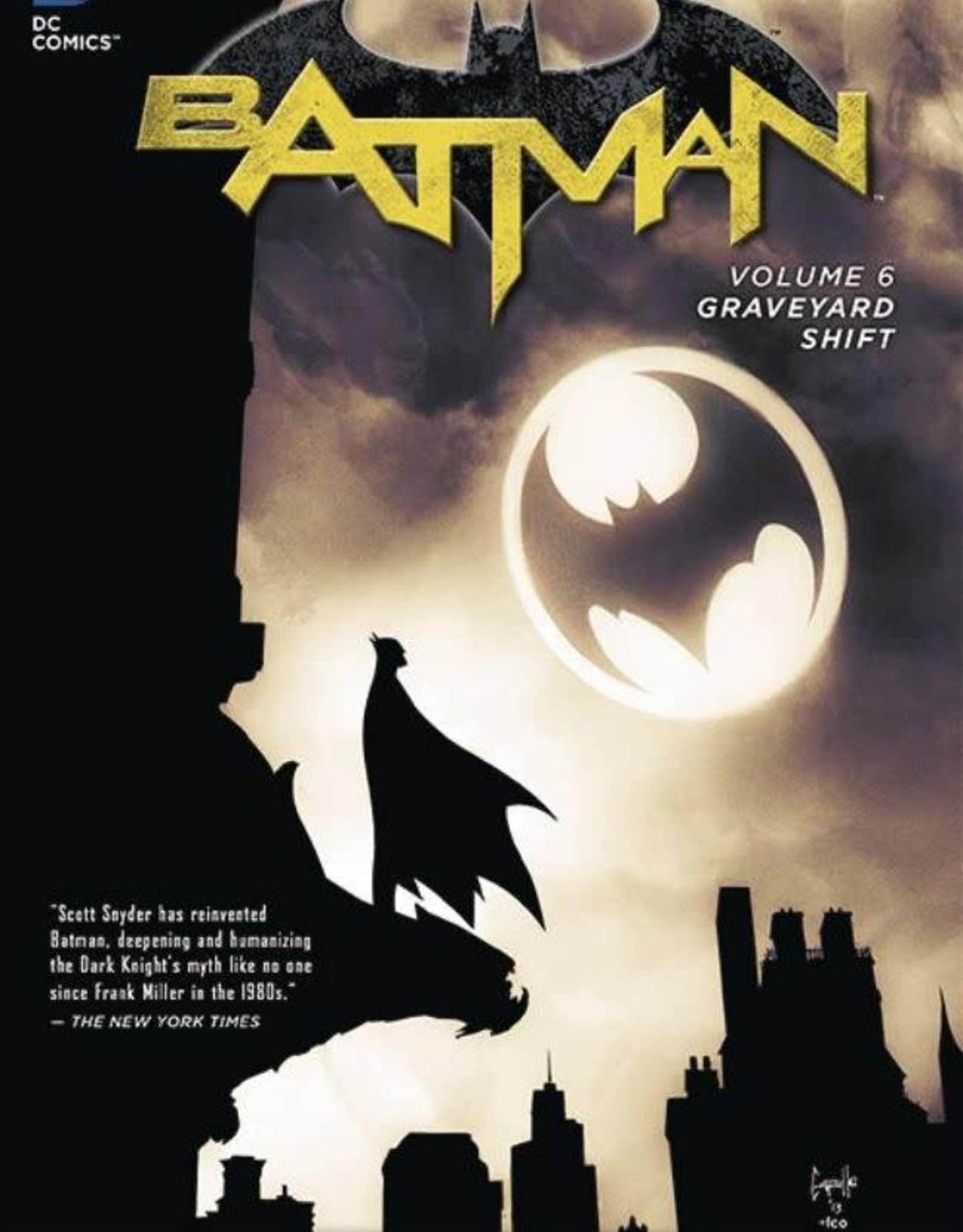 DC Comics Batman (N52) Vol 06 Graveyard Shift