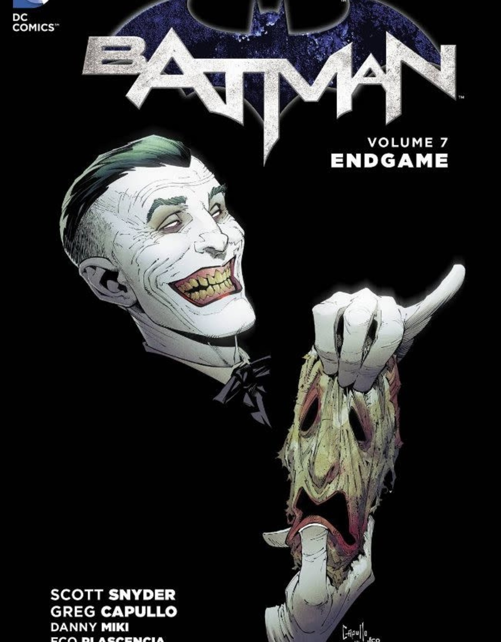 DC Comics Batman (N52) Vol 07 Endgame