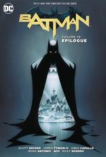 DC Comics Batman (N52) Vol 10 Epilogue