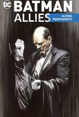 DC Comics Batman Allies Alfred Pennyworth