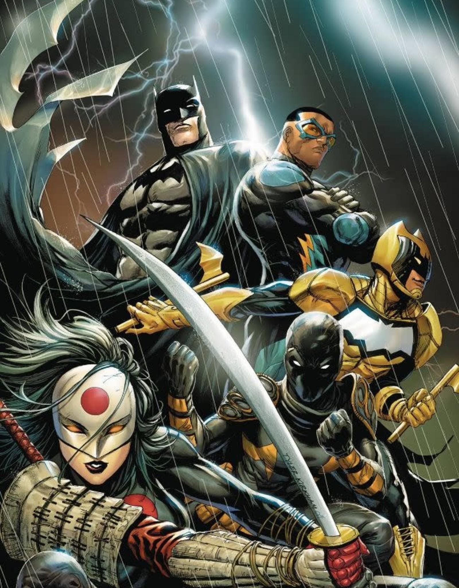 DC Comics Batman and the Outsiders Vol 01: Lesser Gods TP