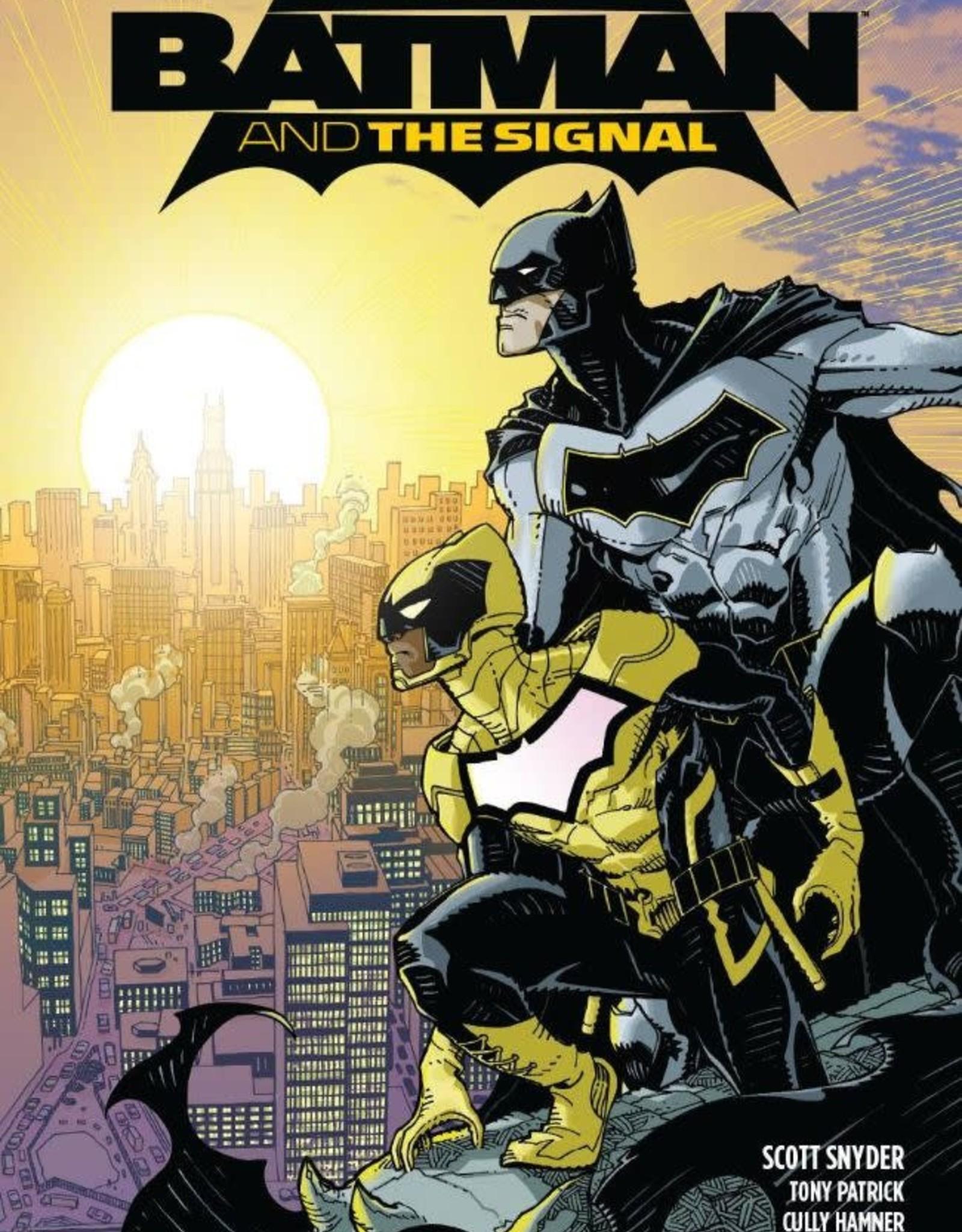 DC Comics Batman and the Signal