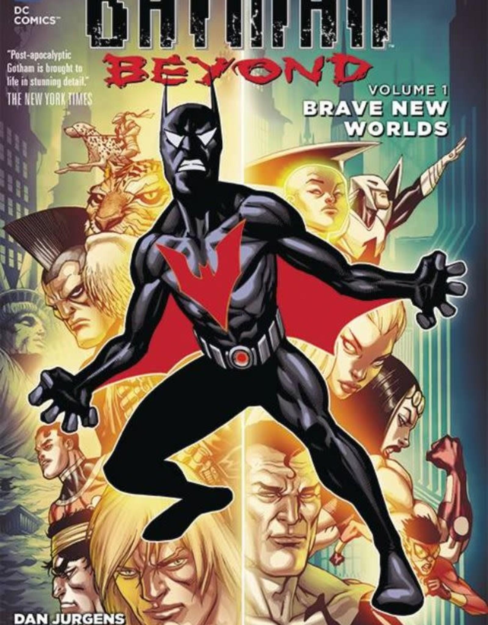 DC Comics Batman Beyond Vol 01 Brave New World