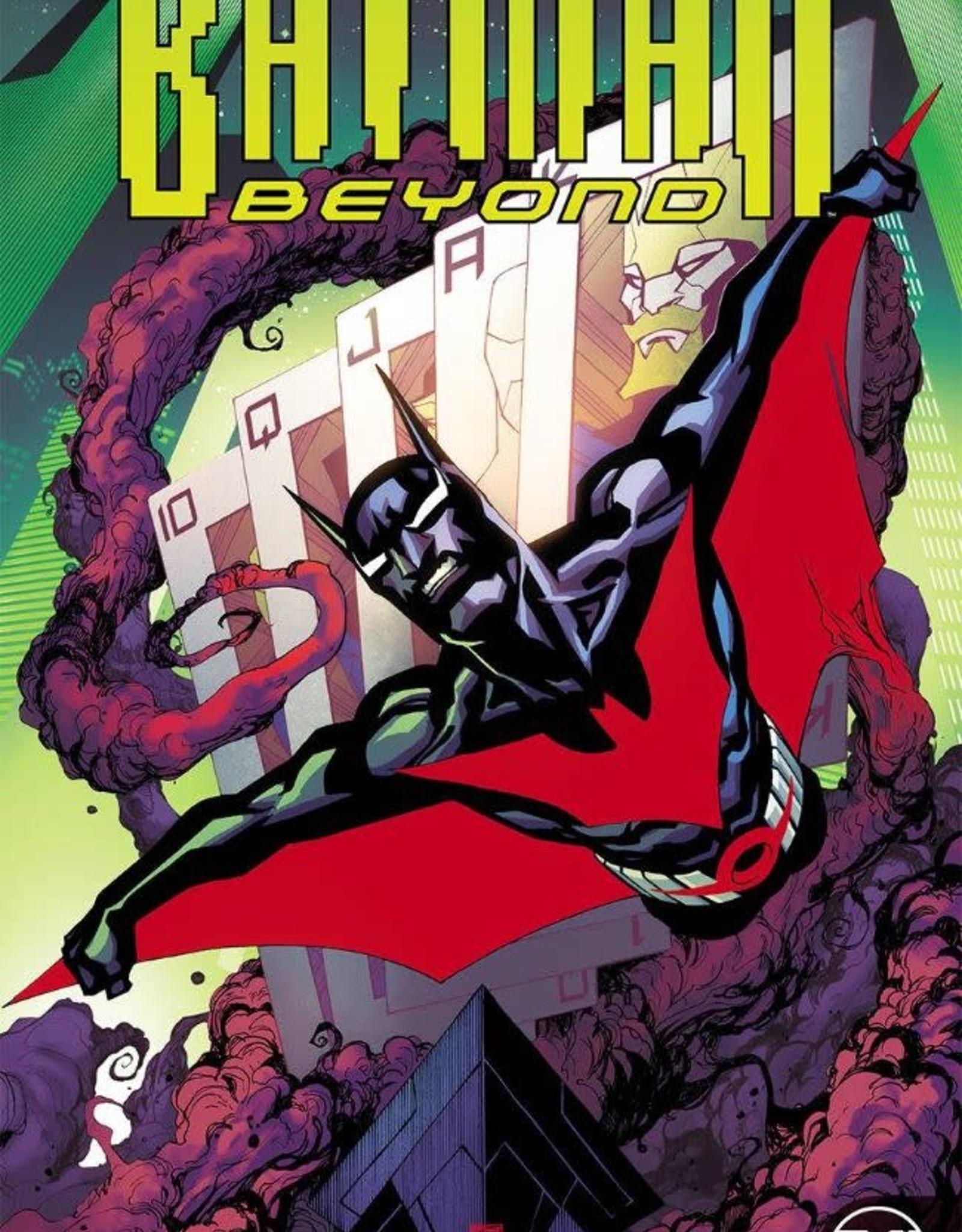 DC Comics Batman Beyond Vol 03 The Long Payback