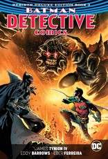 DC Comics Batman Detective Comics Rebirth Deluxe Edition HC Vol 03