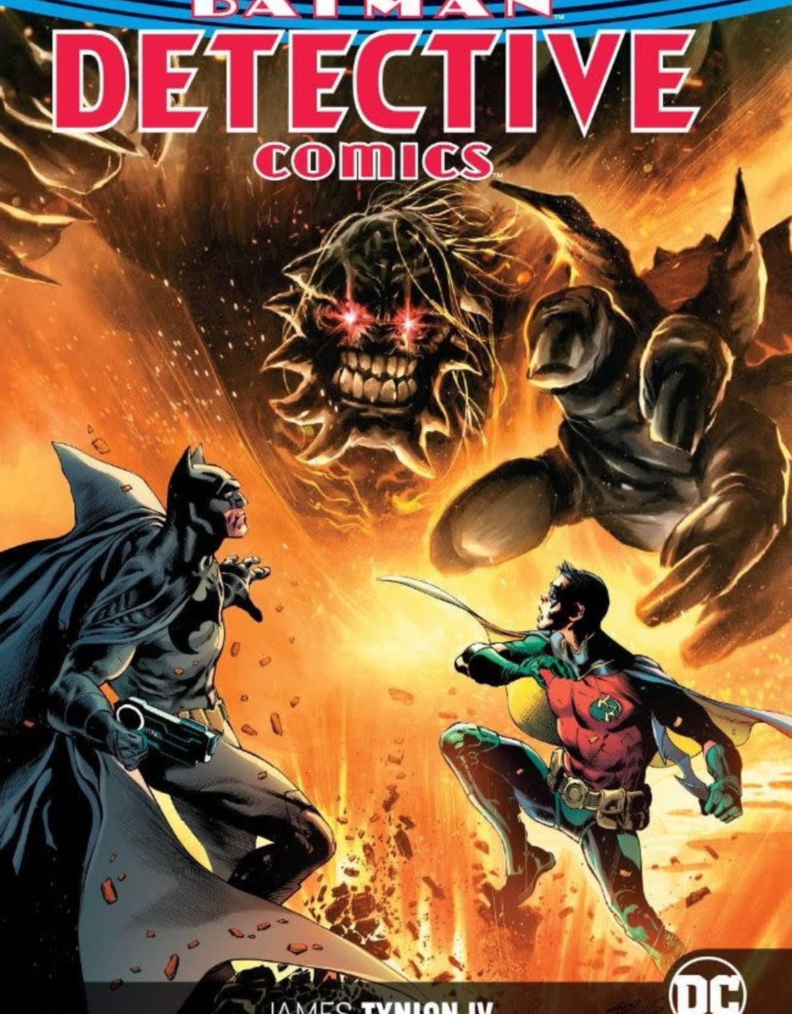 DC Comics Batman Detective Comics Rebirth Deluxe Edition Vol 03 HC