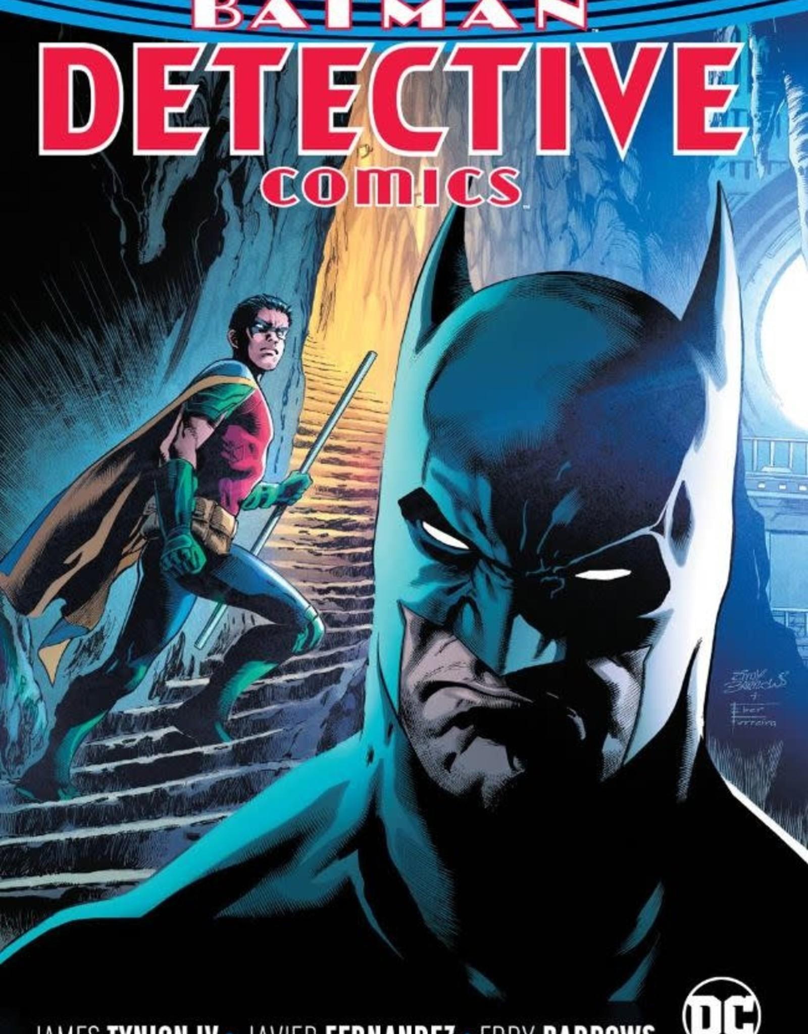 DC Comics Batman Detective Comics Rebirth Deluxe Edition HC Vol 04