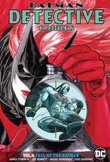 DC Comics Batman Detective Comics Vol 06: Fall of the Batman TP