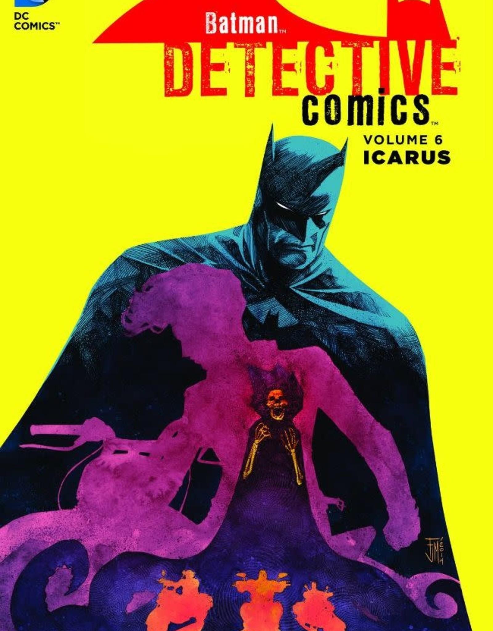 DC Comics Batman Detective Comics Vol 06 Icarus