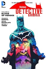 DC Comics Batman Detective Comics Vol 08 Blood of Heroes