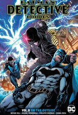 DC Comics Batman Detective Comics Vol 08 On the Outside