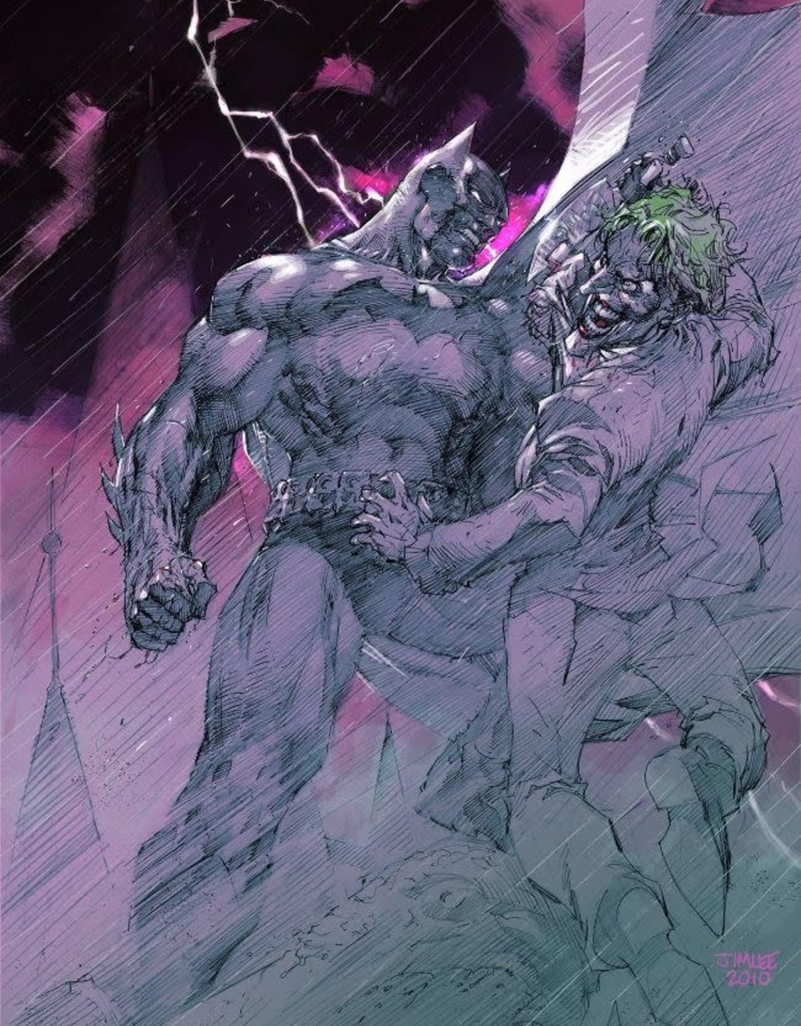 DC Comics Batman Europa HC