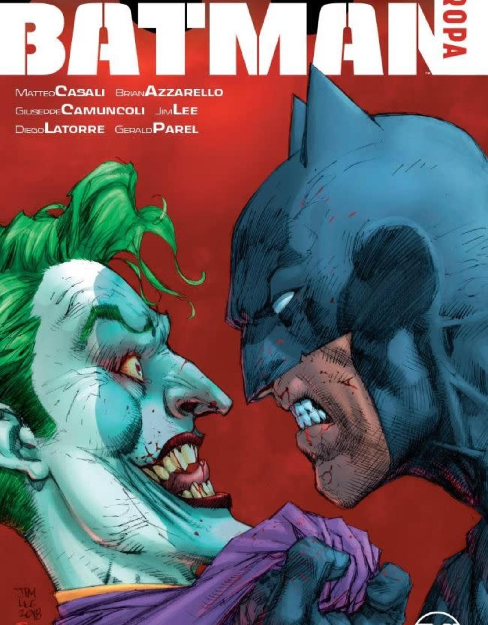 DC Comics Batman Europa