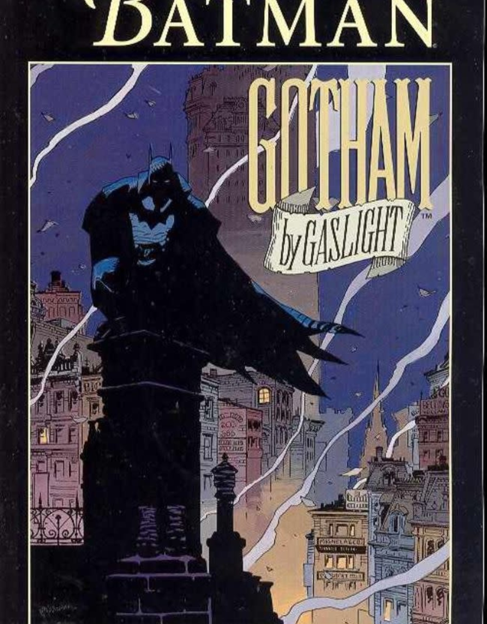 DC Comics Batman Gotham by Gaslight TP New Ed