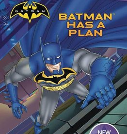 Simon Spotlight Batman Has a Plan Ready to Read