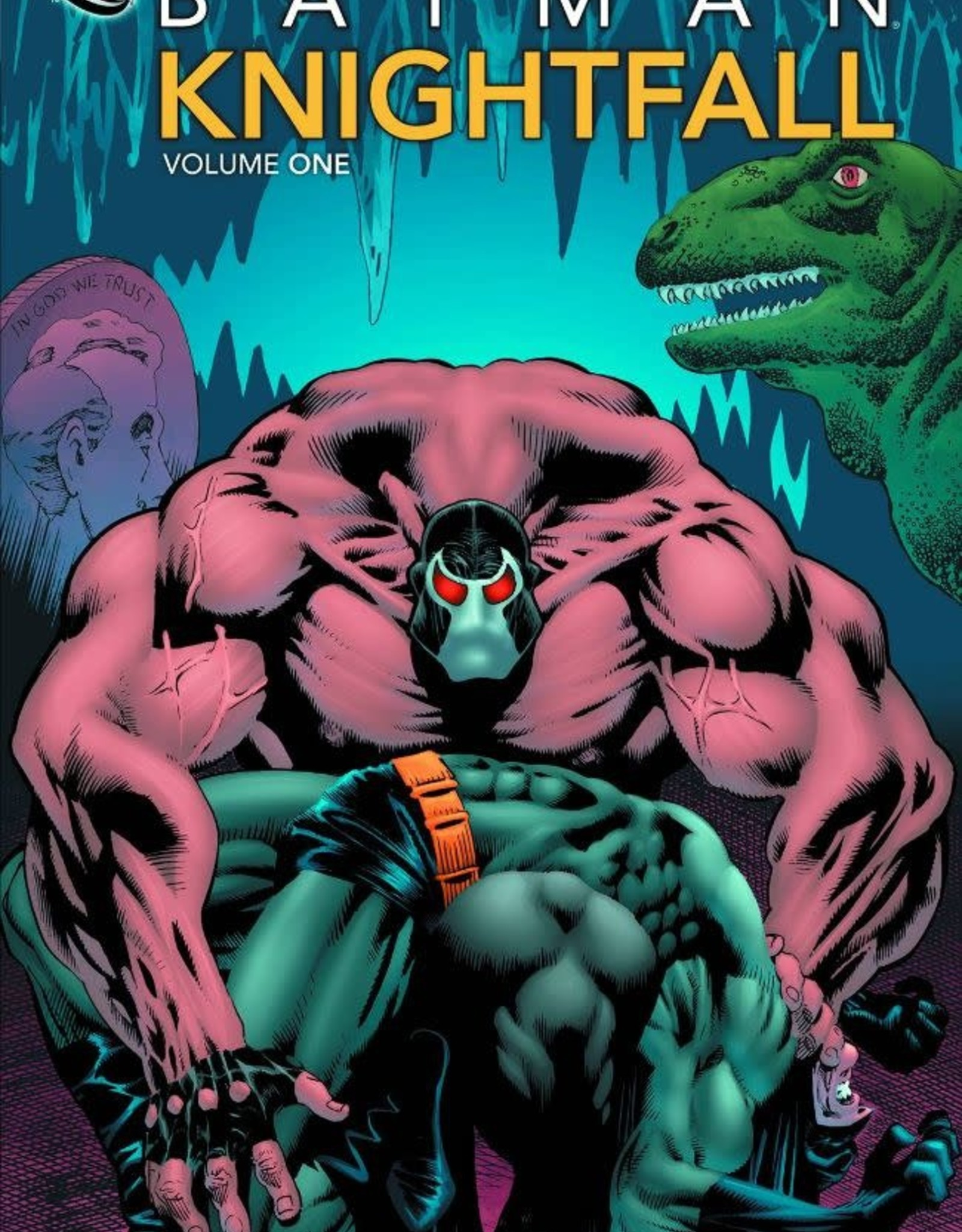 DC Comics Batman Knightfall TP New Ed Vol 01